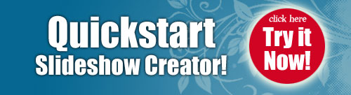 Quickstart Wedding Slideshow Creator